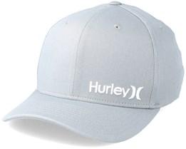 Corp Cap Grey Flexfit - Hurley