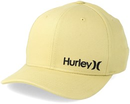 Corp Cap Yellow Flexfit - Hurley