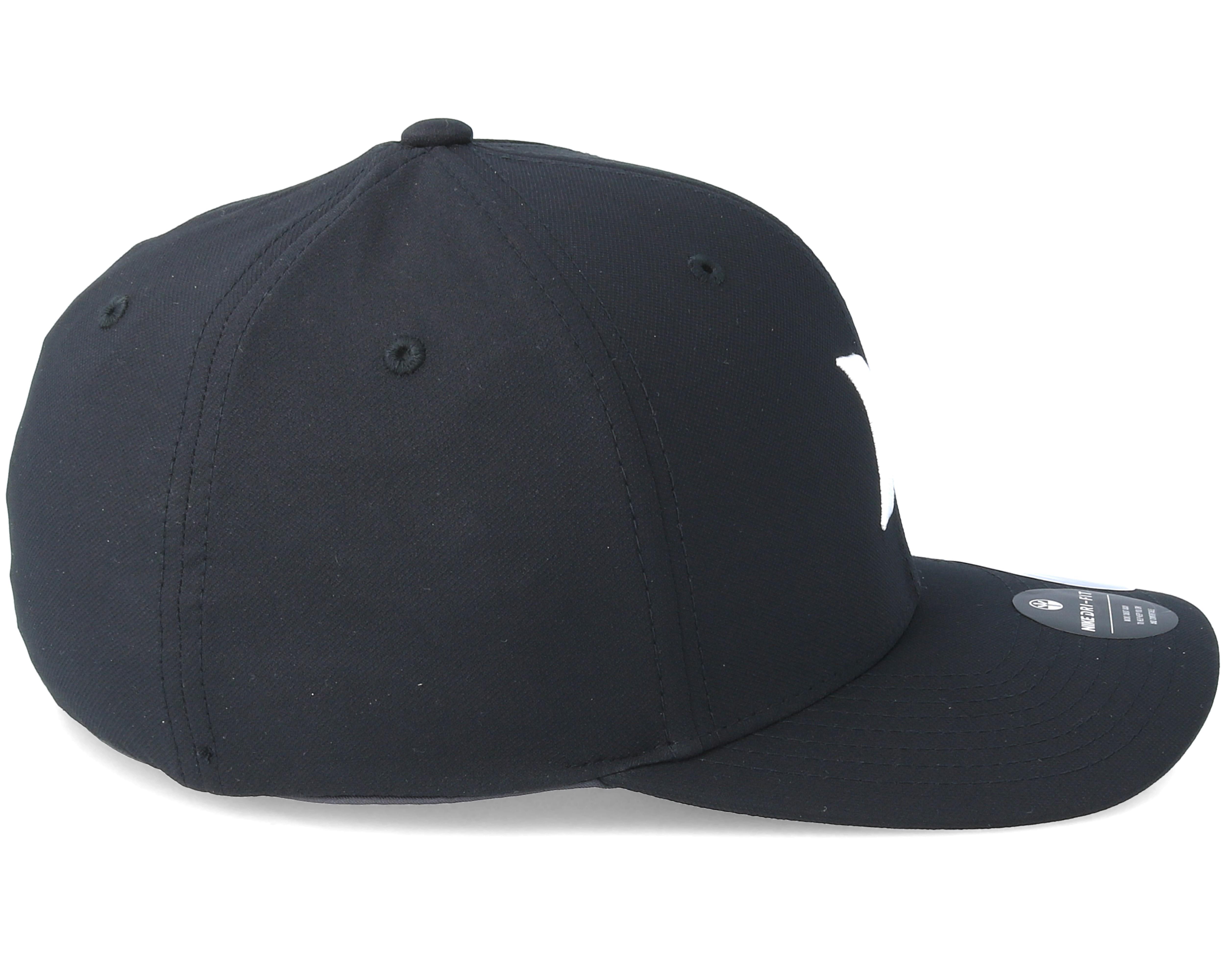 Dri Fit One Amp Only Black Flexfit Hurley Caps Hatstore