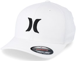 Phantom 4.0 White/Black Flexfit - Hurley