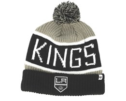 Los Angeles Kings  Breakaway Knit Grey Pom - 47 Brand