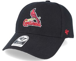 St. Louis Cardinals Mvp Black Adjustable - 47 Brand