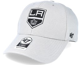 Los Angeles Kings Mvp Grey Adjustable - 47 Brand 337a1a70b11