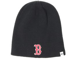 Boston Red Sox Black Beanie - 47 Brand