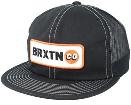 Baldwin Mesh Black Trucker Snapback - Brixton