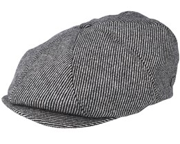 Brood Black/Bone Flatcap - Brixton