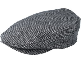 Barrel Black/Grey Snap Cap - Brixton