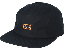 Rockford Black 5 Panel - Brixton