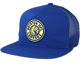 Rival Mesh Royal Trucker - Brixton