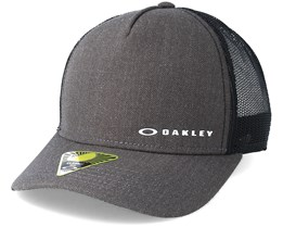 Chalten Grey Jet Black Trucker - Oakley