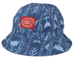 Thompson Bucket Dark Denim Guatikat Bucket - Burton