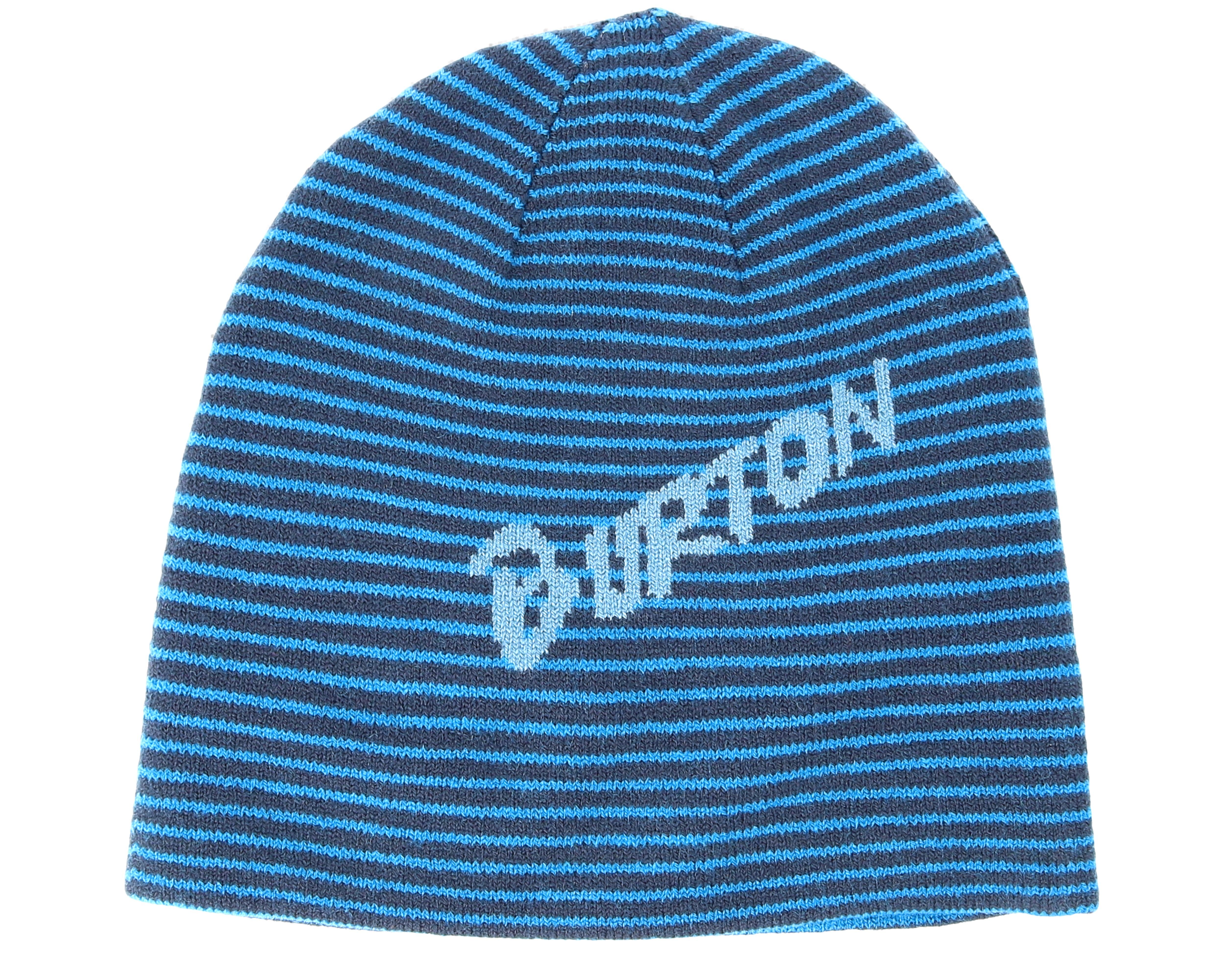 e34756b3f7d Kids Boys Marqee Blue Beanie - Burton beanies
