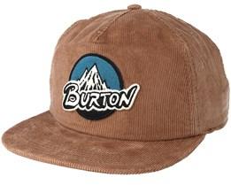 Retro True Kelp Snapback - Burton