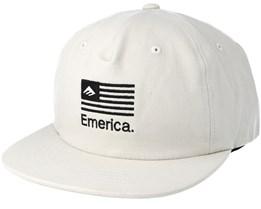 Made in Khaki Snapback - Emerica