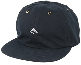 Try Black Snapback - Emerica