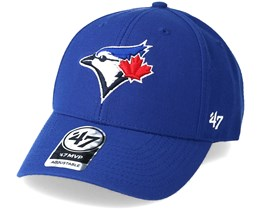 Toronto Blue Jays Youth Mvp Blue Adjustable - 47 Brand