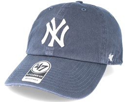 New York Yankees Clean Up Navy Adjustable - 47 Brand