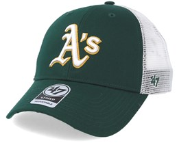 Oakland Athletics Branson Green Trucker - 47 Brand