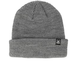Ruger 89 Heather Grey Beanie - Obey