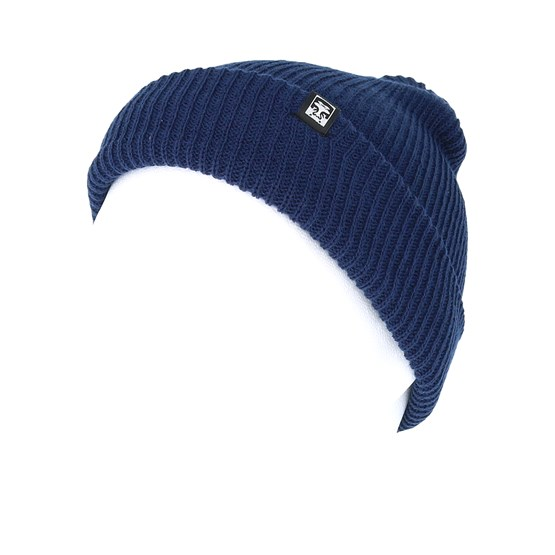 84948c2ed2c Ruger 89 Navy Beanie - Obey beanies