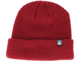 Ruger 89 Burgundy Beanie - Obey