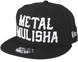 Major BLW Black Snapback - Metal Mulisha