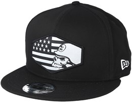Country Black Snapback - Metal Mulisha