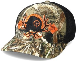 Silence Trucker Brown Flexfit - Metal Mulisha