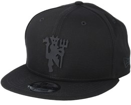 Manchester United Bob Devil Black/Black 9Fifty Snapback - New Era