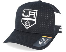 Los Angeles Kings Draft Structured Black Flexfit - Adidas