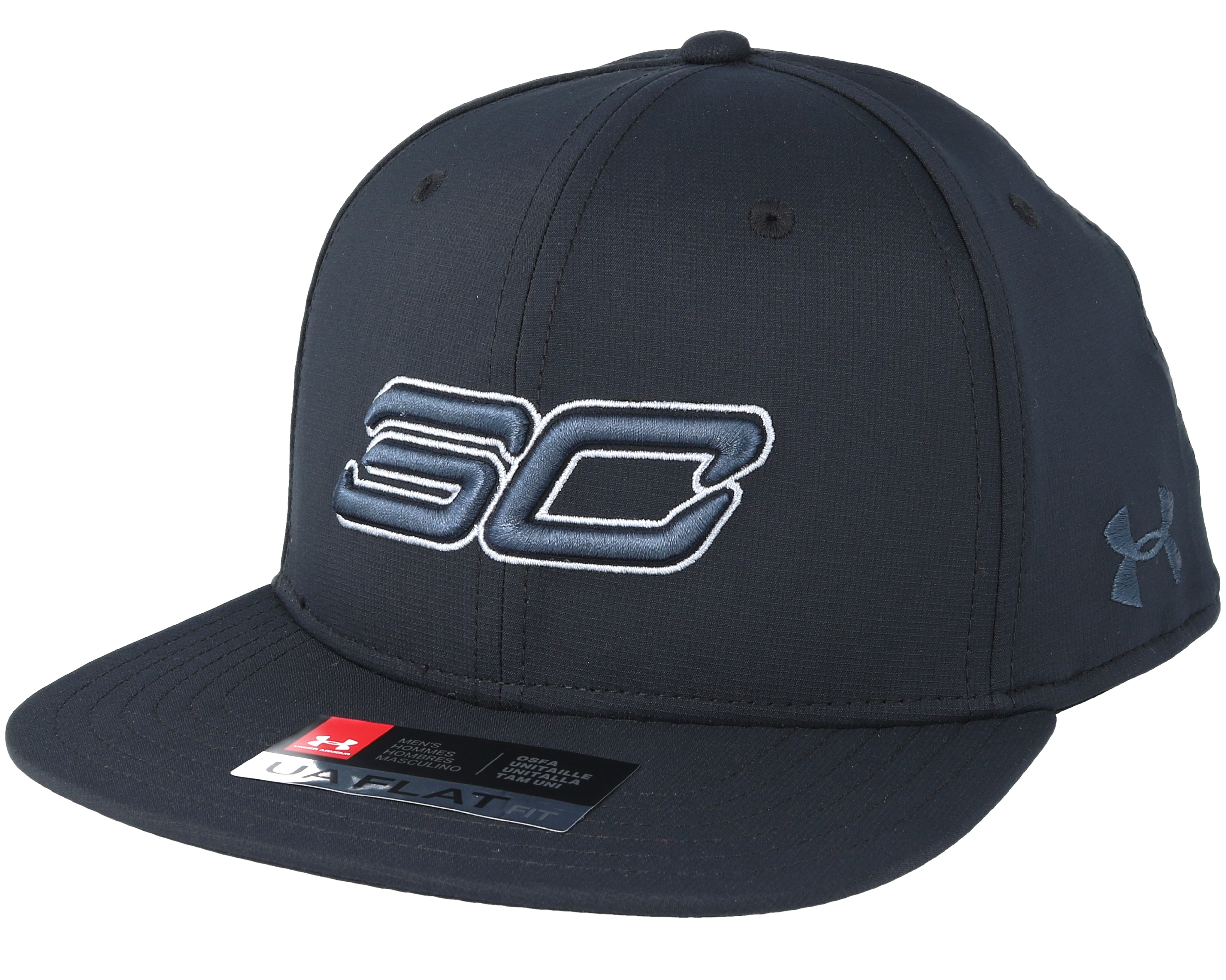 6ddefa24aa9 Sc30 Core Black Snapback - Under Armour caps