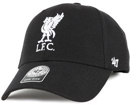 Liverpool FC MVP Black Adjustable - 47 Brand