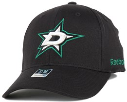 Dallas Stars BL Black Flexfit - Reebok