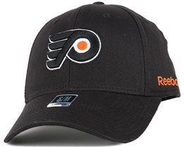 Philadelphia Flyers BL Black Flexfit - Reebok
