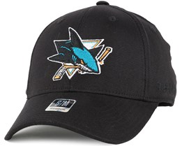 San Jose Sharks BL Black Flexfit - Reebok