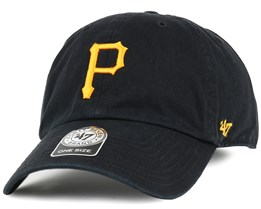 Pittsburgh Pirates Clean Up Black Adjustable - 47 Brand