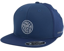 Function Patch 110 Mood Indigo Snapback - Rip Curl