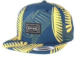 On Board Pattern Mood Indigo Snapback - Rip Curl