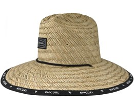 Hex Natural Straw - Rip Curl