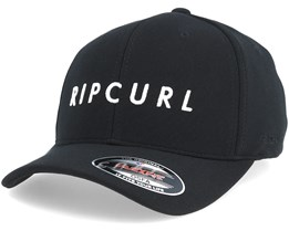 Undertown Italic Black Adjustable - Rip Curl