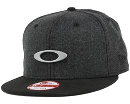 O-Justable Metal Jet Black 9Fifty Snapback - Oakley