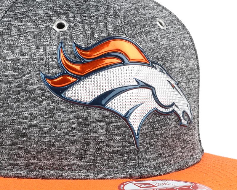 Denver Broncos NFL Draft 2016 9Fifty Snapback - New Era