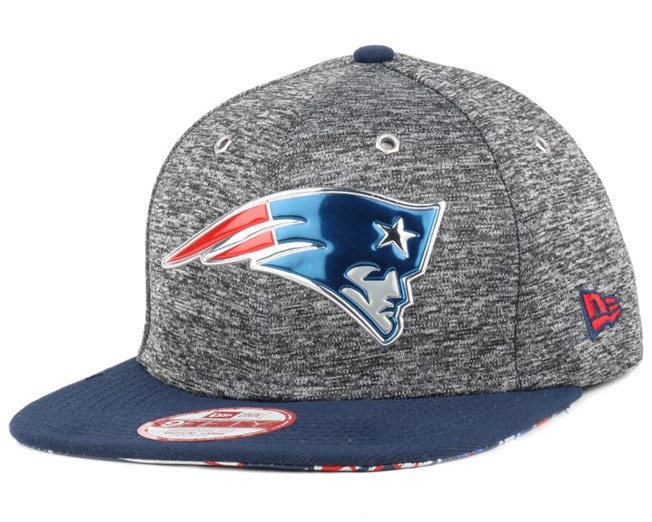 New England Patriots NFL Draft 2016 9Fifty Snapback - New Era