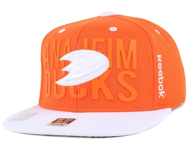 Anaheim Ducks High D Snapback - Reebok