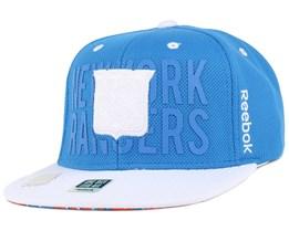 NY Rangers High D Snapback - Reebok