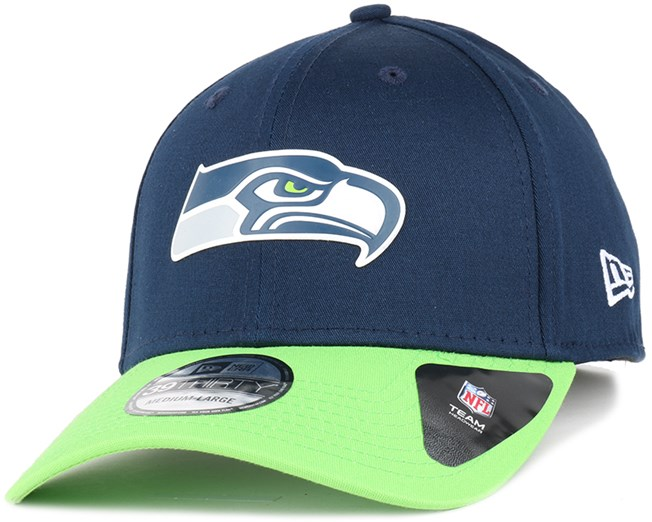 Seattle Seahawks Team Weld 39Thirty Flexfit - New Era caps ... b2cc959fa