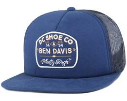 Ben Davis Tough Vintage Indigo Trucker - DC