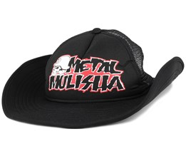 Cowbuck Black - Metal Mulisha