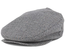 Barrel Blue/Grey Flat Cap - Brixton