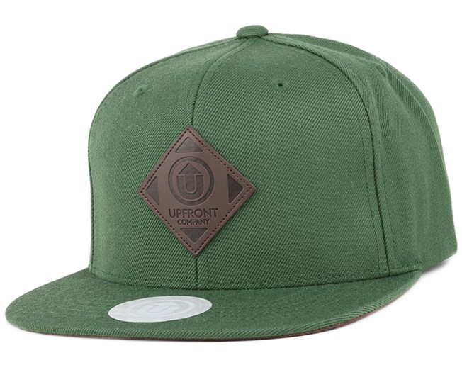 Offspring Spruce/Brown Snapback - Upfront
